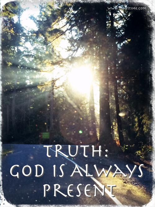 Image result for god is ever present